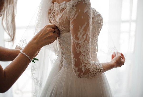 Qual o melhor vestido para casar no inverno?
