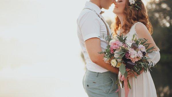 Tendência Anos 70 para casamento?