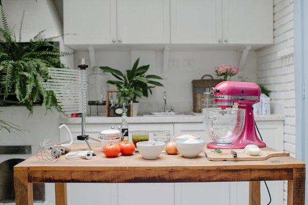 Vida de Casada - Passo a Passo para fazer massa artesanal com a KitchenAid Artisan