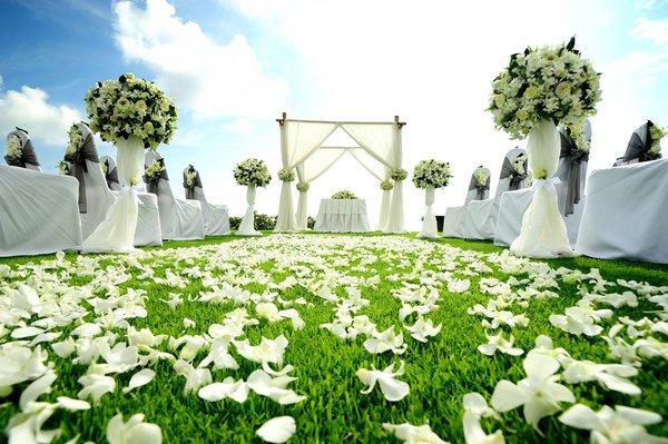 17 ideias incríveis em decoração para casamentos ao ar livre