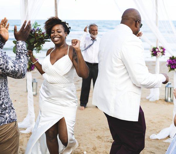 Quero casar na praia!