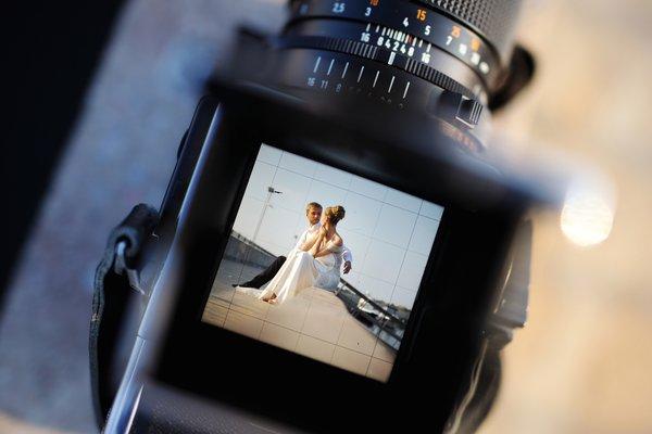 Como escolher o fotografo certo para o grande dia