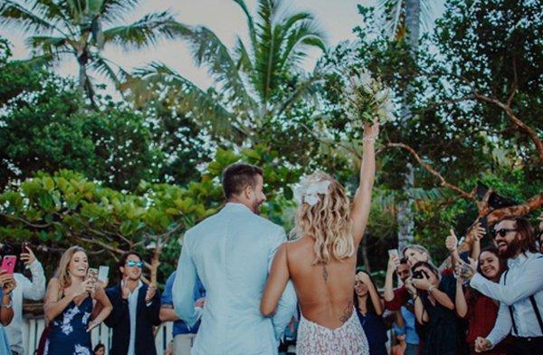 Gabriela Pugliesi – Confira o vídeo do casamento do ano.