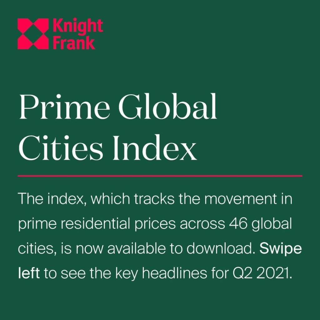 Knight Frank - Prime Global Cities Index