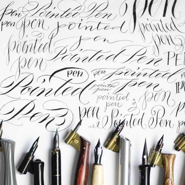 Modern Calligraphy Class