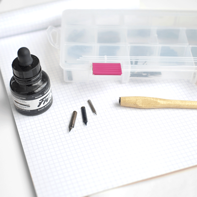 Calligraphy Supplies Guide
