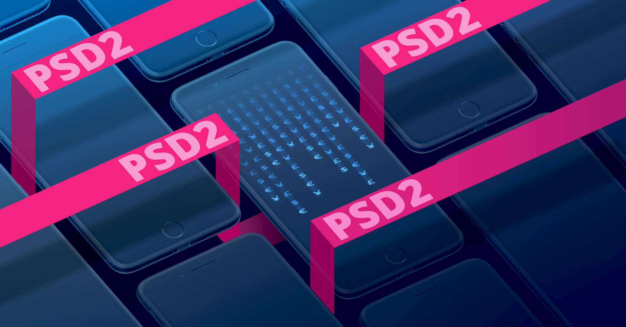 """PSD2 legislation late across the board"""