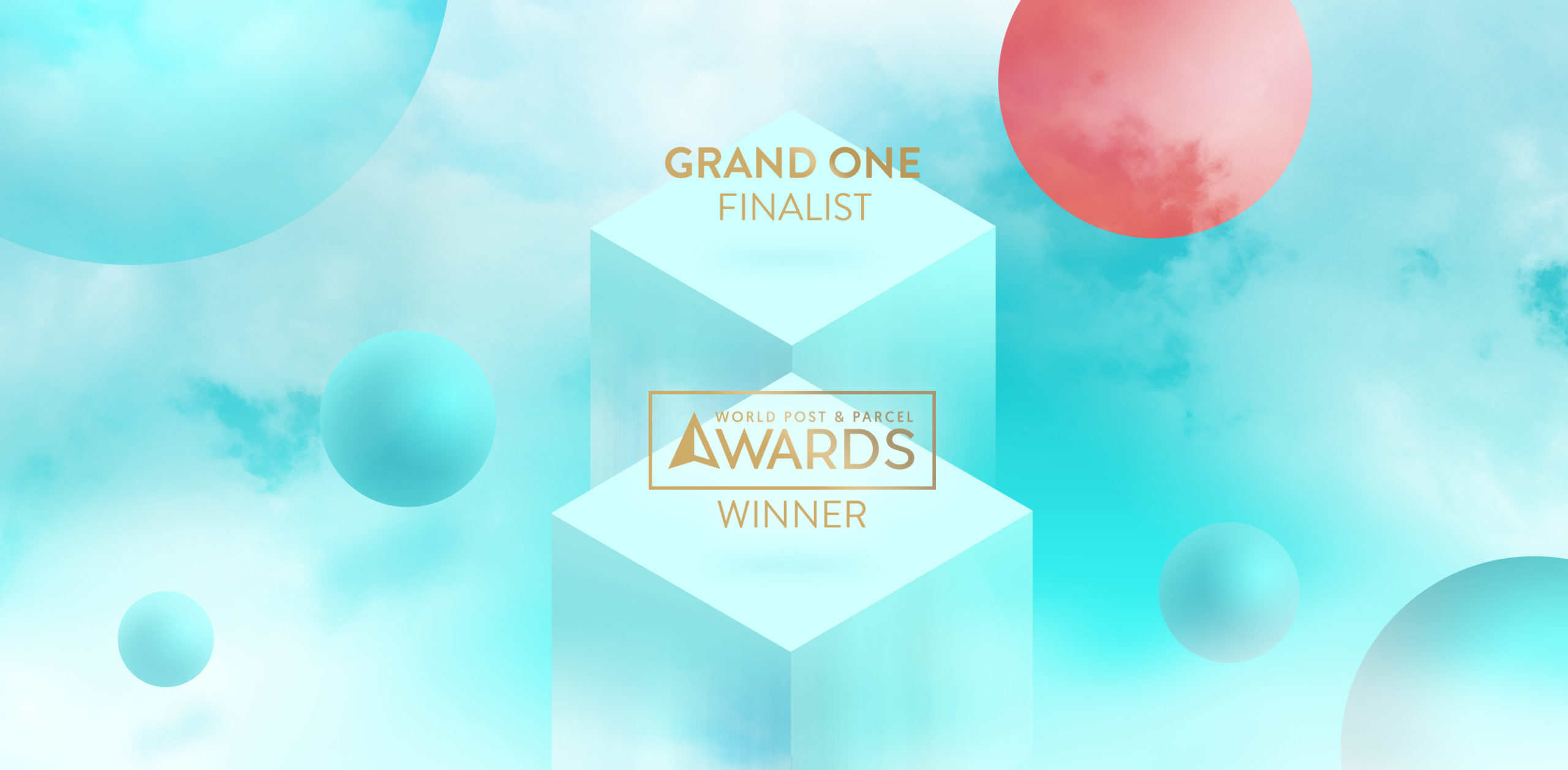 Omaposti was Grand One Finalist and won the World post & parcel awards.