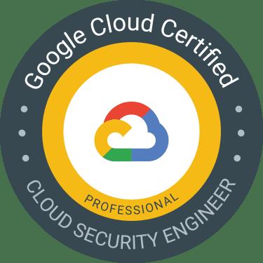 Google Cloud Certified Professional Cloud Security Engineer Certification Practice Tests