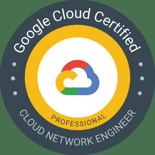 Google Cloud Certified Professional Cloud Network Engineer Certification Practice Tests