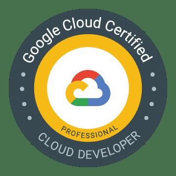 Google Cloud Certified Professional Cloud Developer Certification Practice Tests