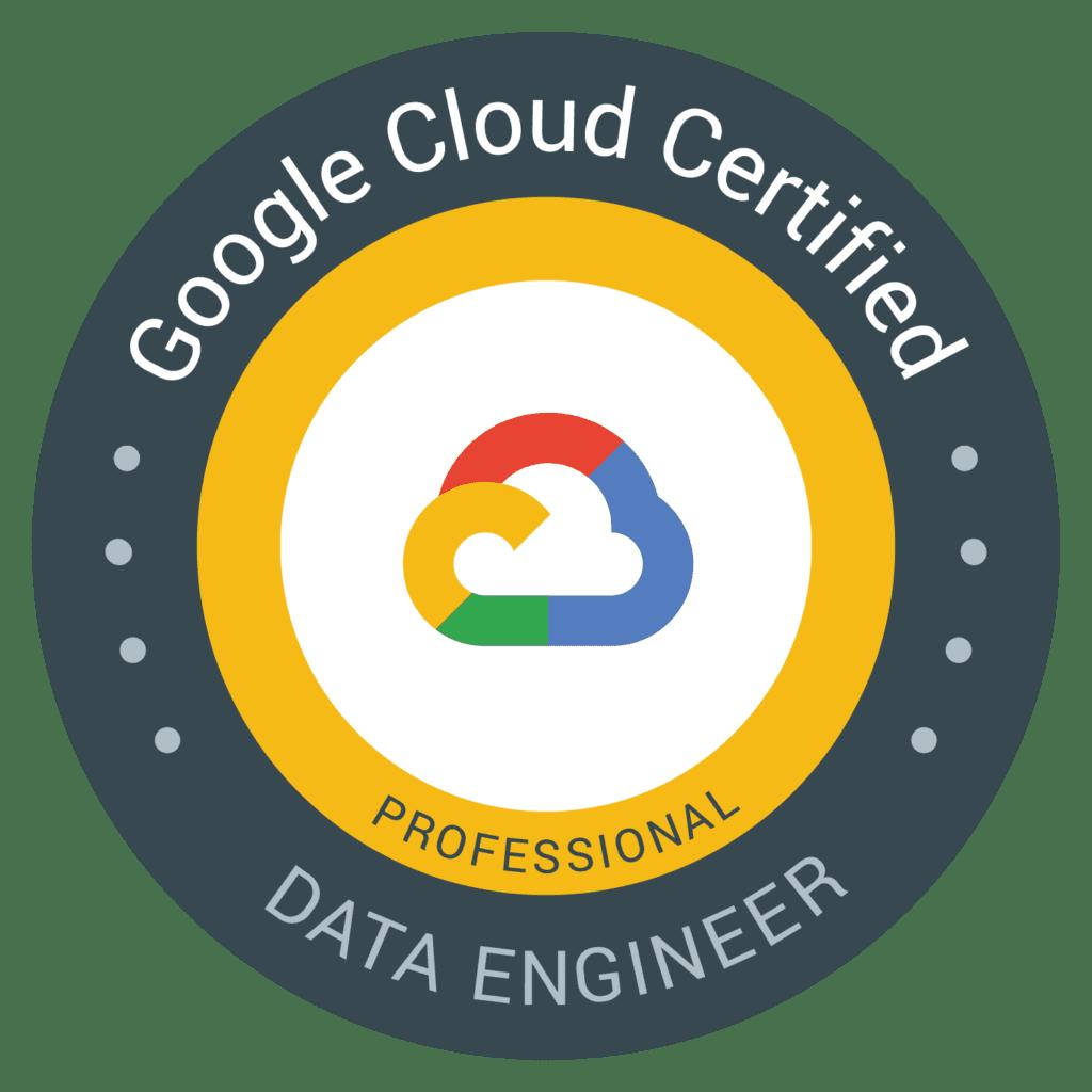 Google Cloud Certified Professional Data Engineer Certification Practice Tests