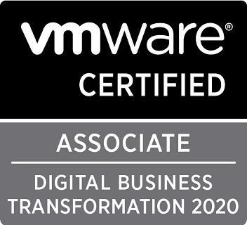VMware Certified Associate – Digital Business Transformation