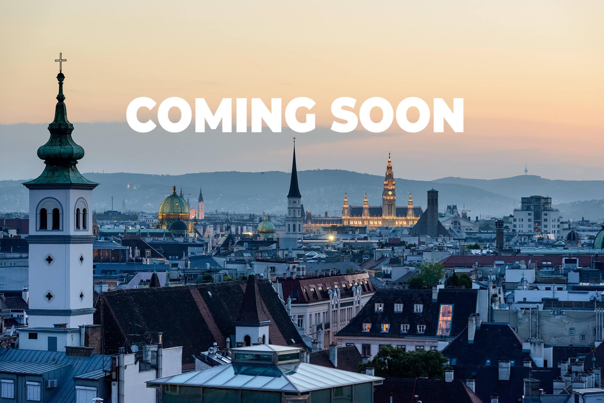 Bald auch mit einer ersten Filiale in Österreich!