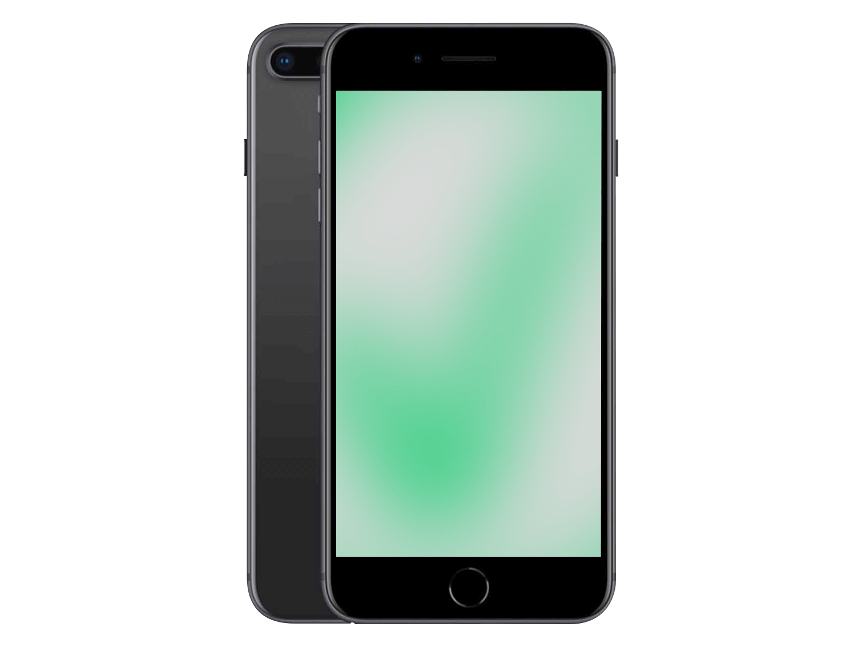 Apple iPhone 8 Plus Space Grau günstig gebraucht kaufen