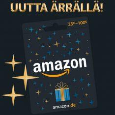 Amazon Lahjakortti