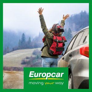 Europcar vuokra-autot näppärästi Ärrältä!