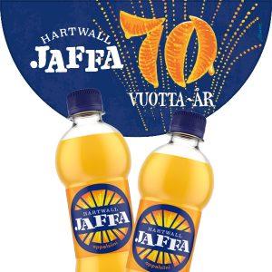 Jaffa 2 kpl 4 €