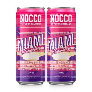 Nocco Miami 2 kpl 5€