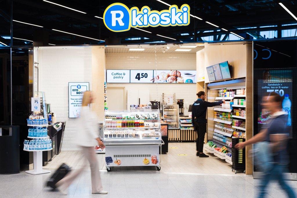 Lähin R-Kioski