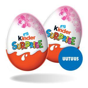 Kinder Surprise 2 kpl 3 €