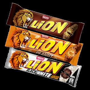 Lion-patukat 4 kpl 2 €