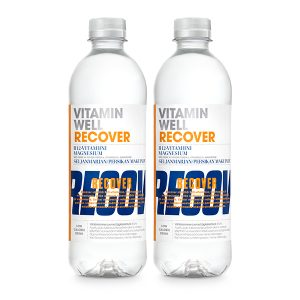 Vitamin Well Recover 2 kpl 5 €