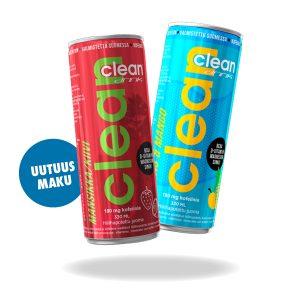 Clean Drink 2 kpl 4,50
