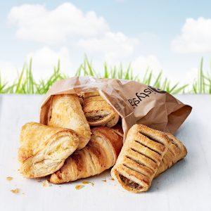Suolaiset piknik-herkut 3 kpl 4 €