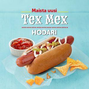 Tex Mex hodari