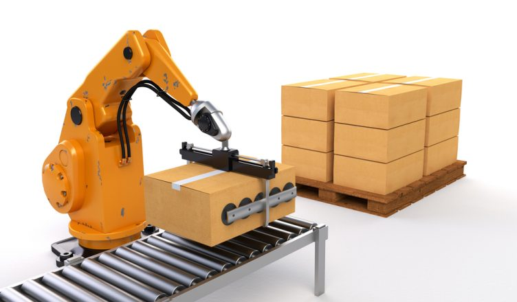Robots Are Coming to Transform Your Logistics Operations