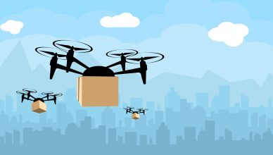 Delivery Drones Will Now Use The Ground To Transport Goods