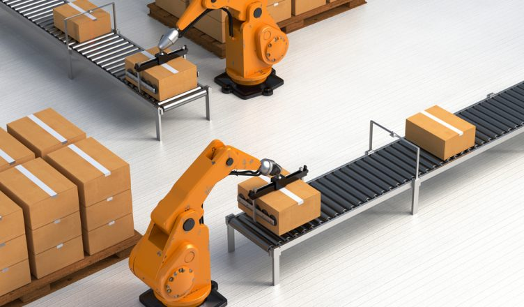 In Europe, Robots To Take 40% Of Low-Level Logistics Jobs