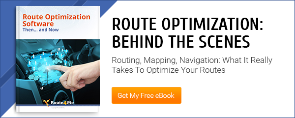 Routing, Route Scheduling and Route Optimization - The