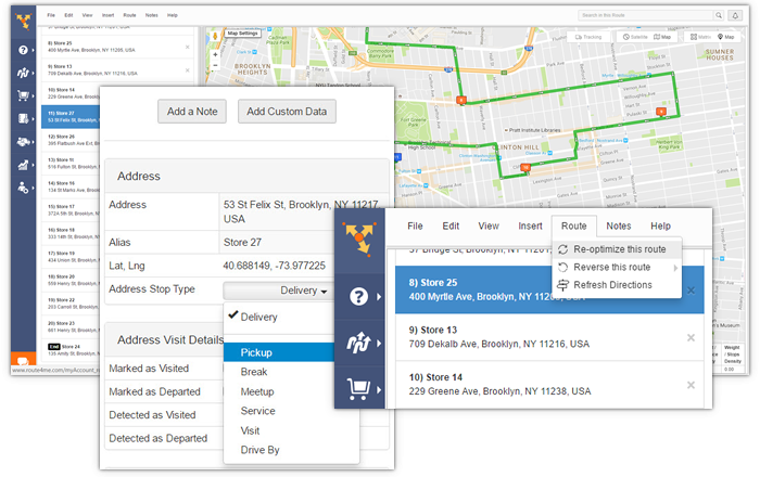 Routing, Route Scheduling and Route Optimization - The Differences