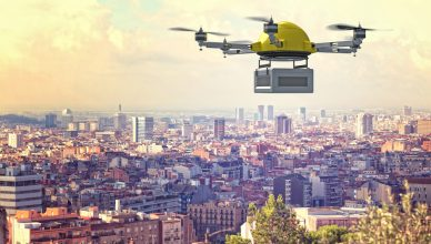Don't Sell Your Cars Just Yet. Delivery Drones Won't Be Available Any Time Soon.