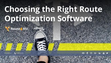 Choosing The Right Route Optimization Software