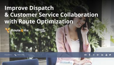 Improve Dispatch & Customer Service Collaboration with Route Optimization