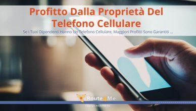 Profitto Dalla Proprietà Del Telefono Cellulare