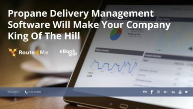 propane delivery management software