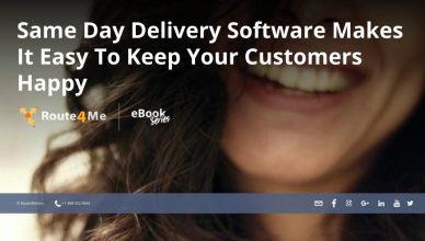 same day delivery software