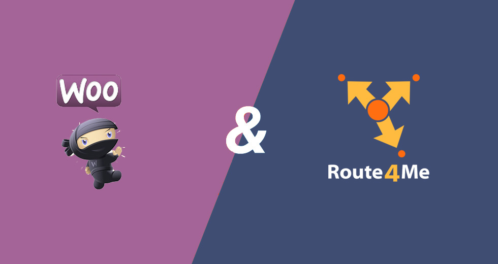 How Route4Me Automatically Processes WooCommerce Orders