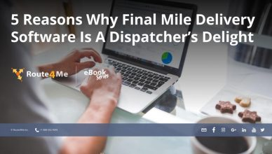 5 Reasons Why Final Mile Delivery Software Is A Dispatcher's Delight