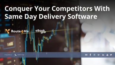Conquer Your Competitors With Same Day Delivery Software