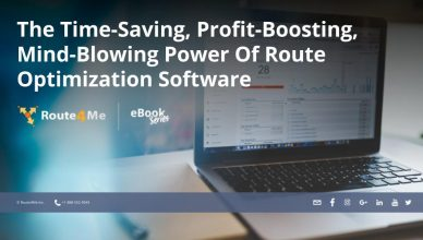 The Time-Saving, Profit-Boosting, Mind-Blowing Power Of Route Optimization Software