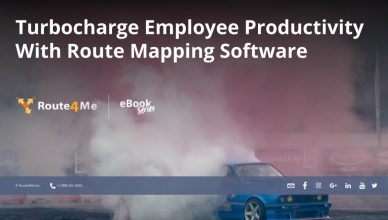 route mapping software