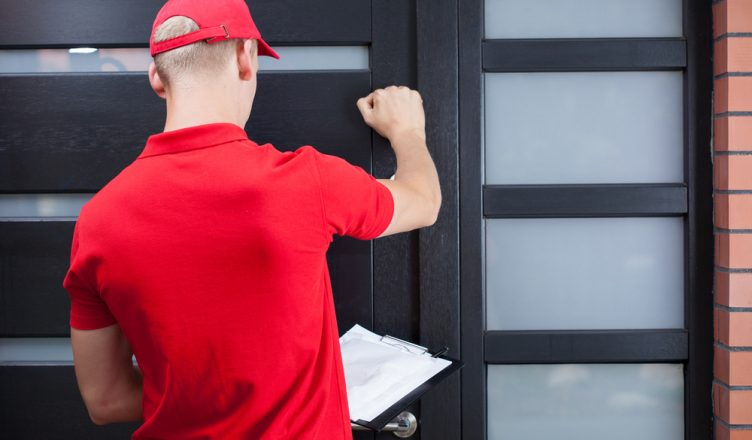 5 Ways to Improve First-time Door Opens in Last Mile Delivery