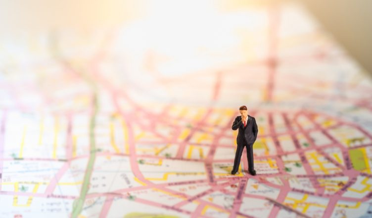 What is route management