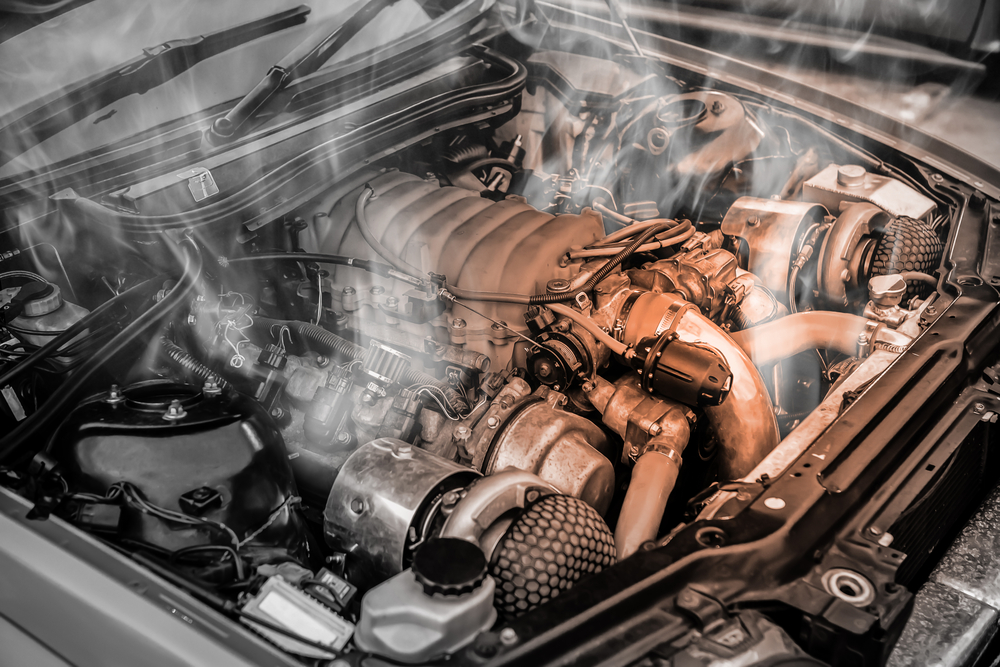 An overheated engine can cause functioning on road and may cause a fatal accident.