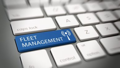 What is fleet management shown